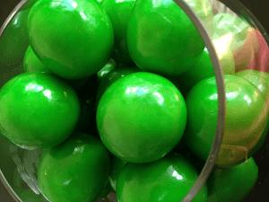 bolas de chicle
