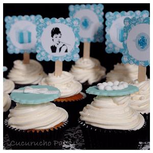 cupcakes tiffany