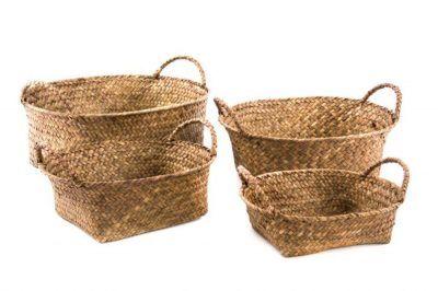 cesta de fibra