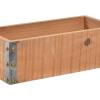 caja madera efecto rustico
