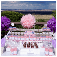 mesa dulce Princesa Sofia