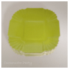 mini plato verde