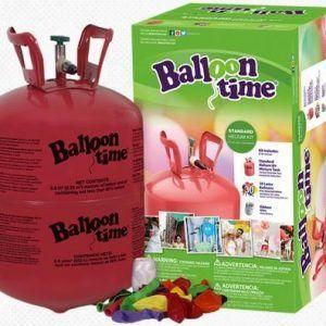 bombona helio para globos