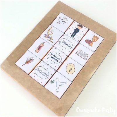 caja chocolatinas personalizadas
