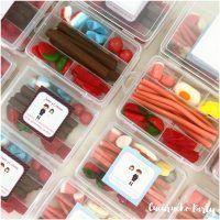 caja personalizada para mesas dulces