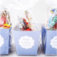Cajitas y bolsas dulces
