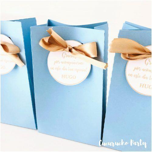 Cajas personalizadas con etiqueta