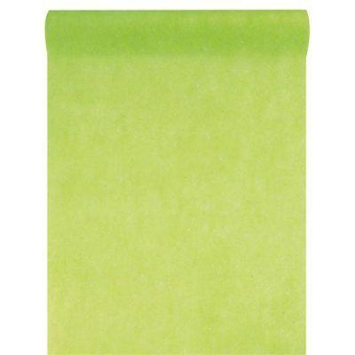 camino de mesa verde