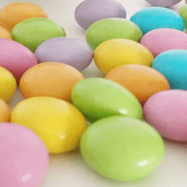 lacasitos de colores