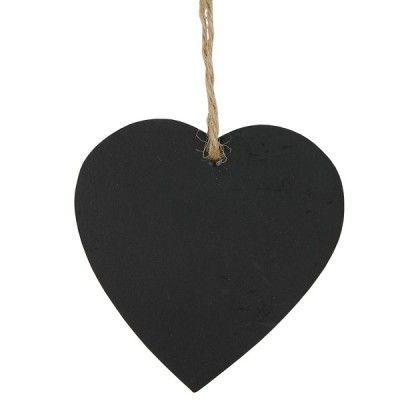etiqueta corazón