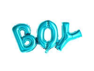 globo boy para babyshower