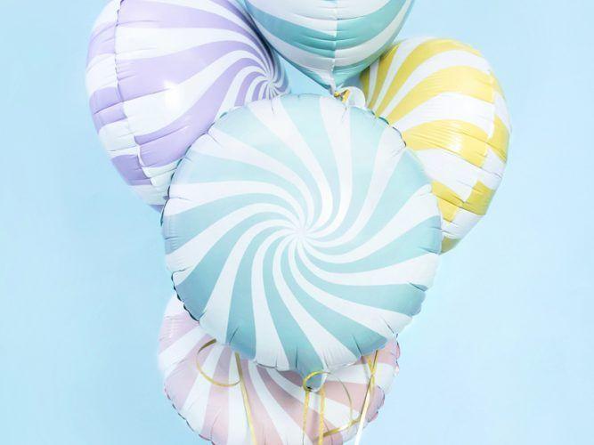 globo-caramelos