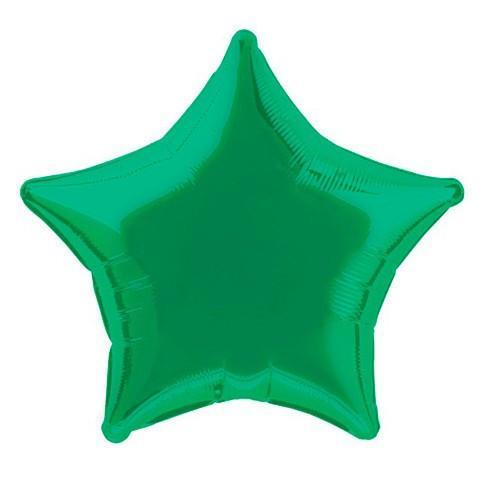 globo-estrella-verde-mylar