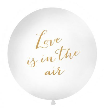globo love is in the air