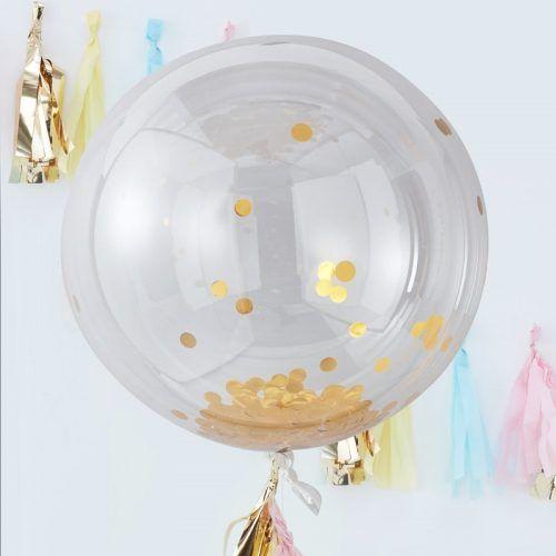 globodeburbuja-relleno-deconfeti-estrellas-doradas