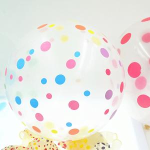 globos transparentes