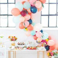 guirnalda de globos