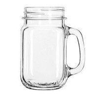 jarra de cristal mini