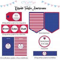 kits fiesta americano