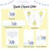 fiesta infantil elefante