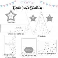 fiesta con estrellas