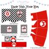 Kit imprimible Mario Bros