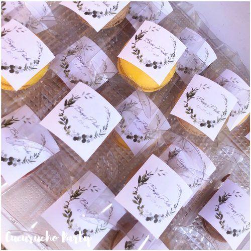 Macarons envase personalizado
