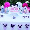mesa dulce Minnie