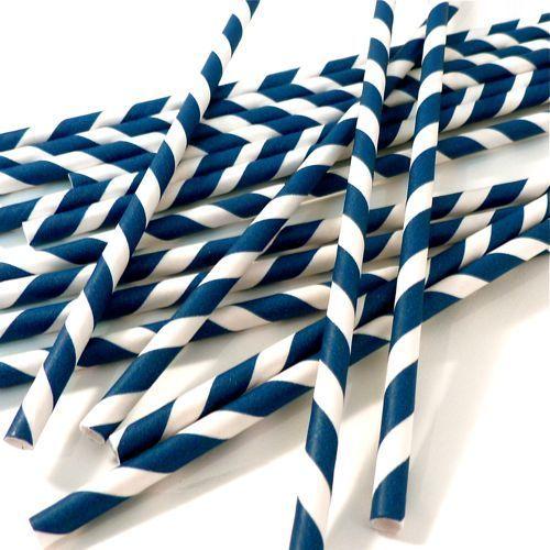 pajitas-papel-azul-marino