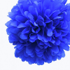 pompon azul