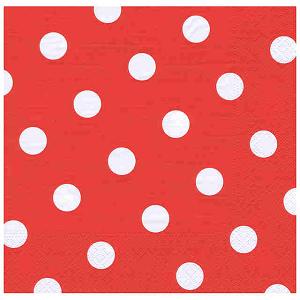 servilletas rojas