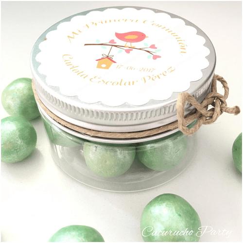 tarros de bombones