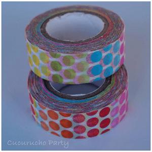 Whasi tape de colores
